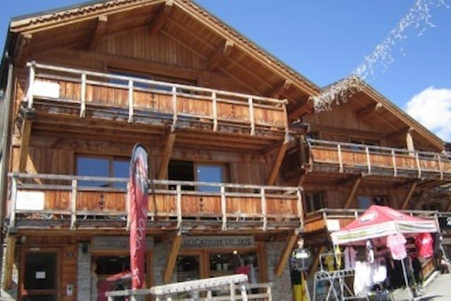 Chalet Hermione - 4 bedrooms for up to 10