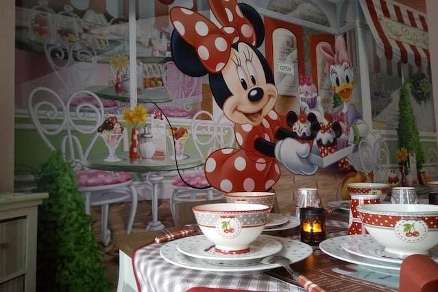 Euro Disney and Paris