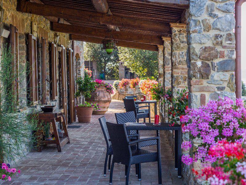 Adorable Piso con 1 dormitorio(s) en Civitella Paganico con Aire acondicionado, Aparcamiento, Piscina y Terraza