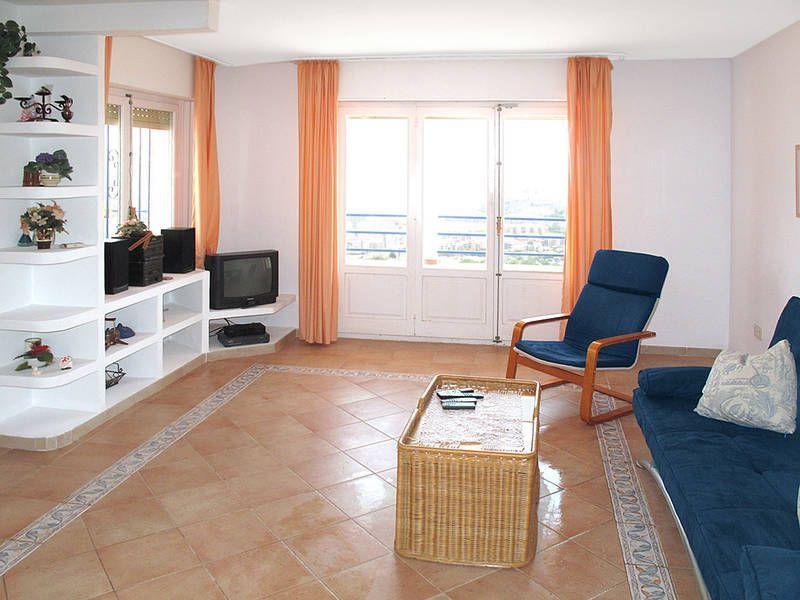 Piso popular de 2 habitaciones en Peñíscola