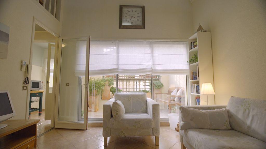 Vivienda en Marseillan de 1 habitación