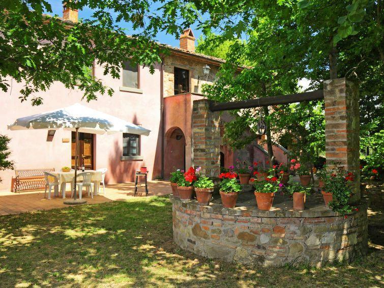 Alojamiento en Castiglione del lago con piscina