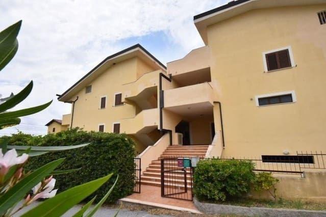 Atractivo apartamento en Amantea