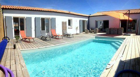Residencia de 150 m² en Le chateau d'oleron