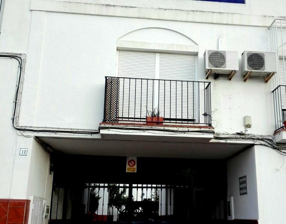Apartamento cómodo con balcón