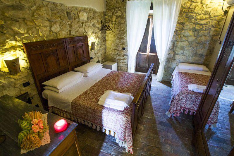 Residencia con vistas en Abbateggio