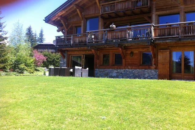 Alquiler apartamento Megève Haute Savoie 6 personas, estación de corazón