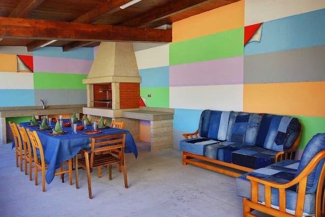 Residencia de 200 m²