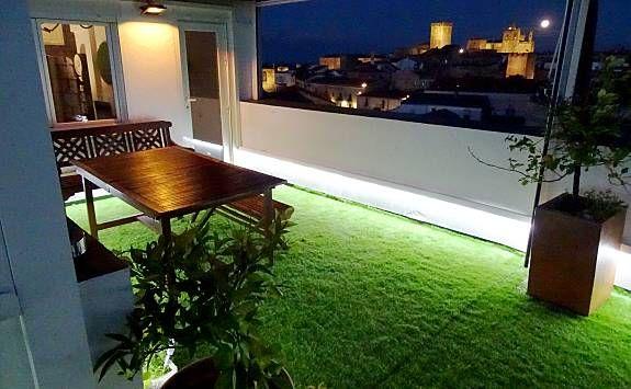 Apartamento estupendo en Cáceres para 4 huéspedes