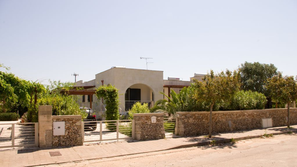 Vivienda con jardín en Otranto
