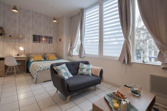 Alojamiento de 1 habitación en Saint-brieuc