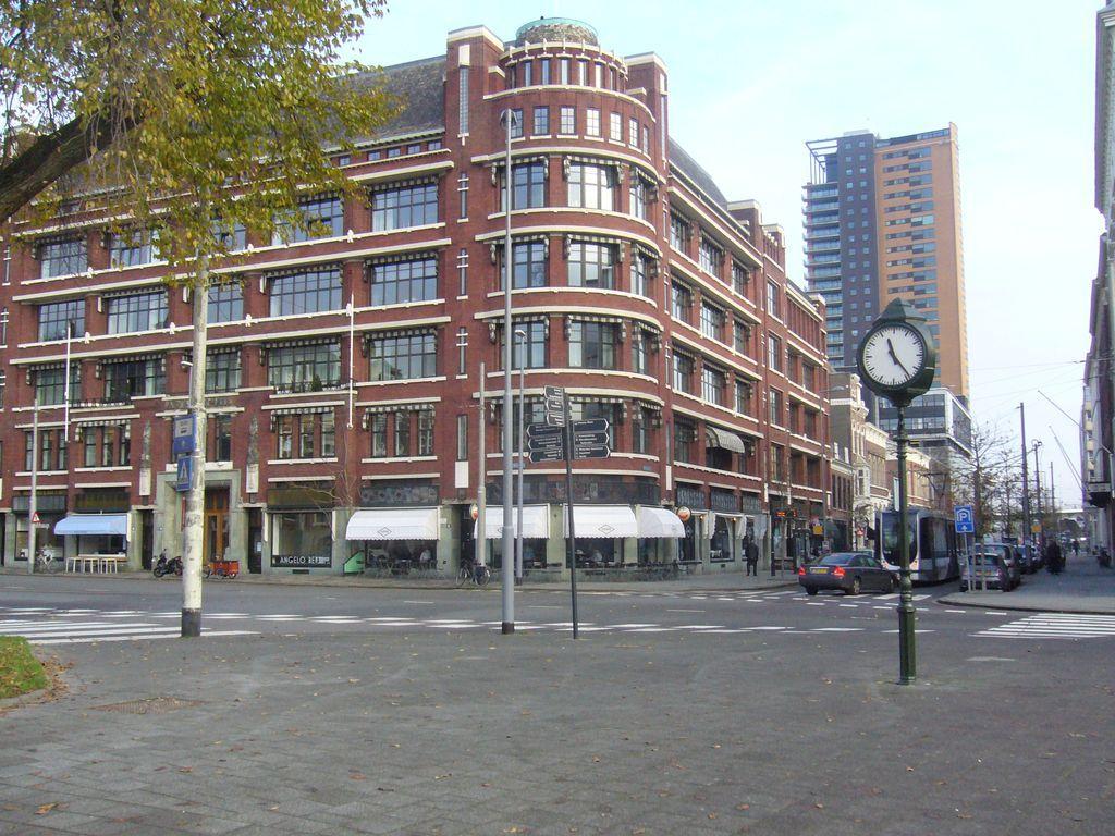Vivienda en Rotterdam de 1 habitación