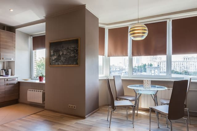 Luxury Apartment in Moscow