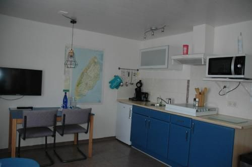 Apartment für 2 Gäste mit Garten