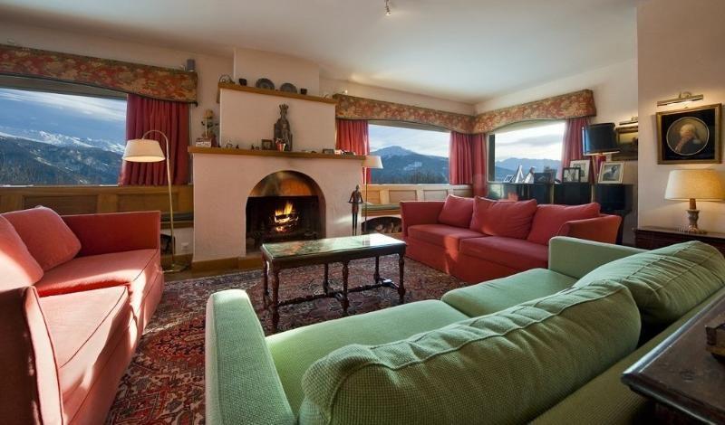 Domaine de la Baronne - five star luxury chalet