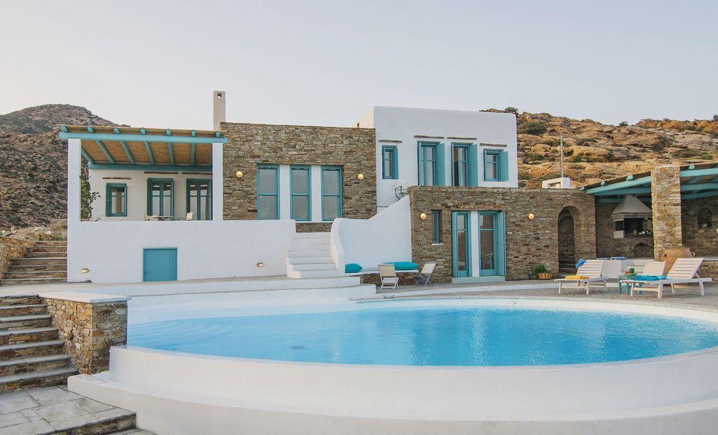 Residencia de 180 m² en Magganari ios island