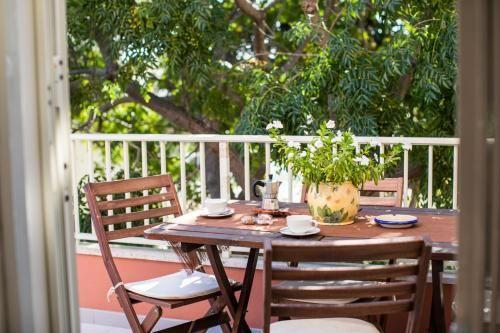 Residencia en Punta secca con balcón