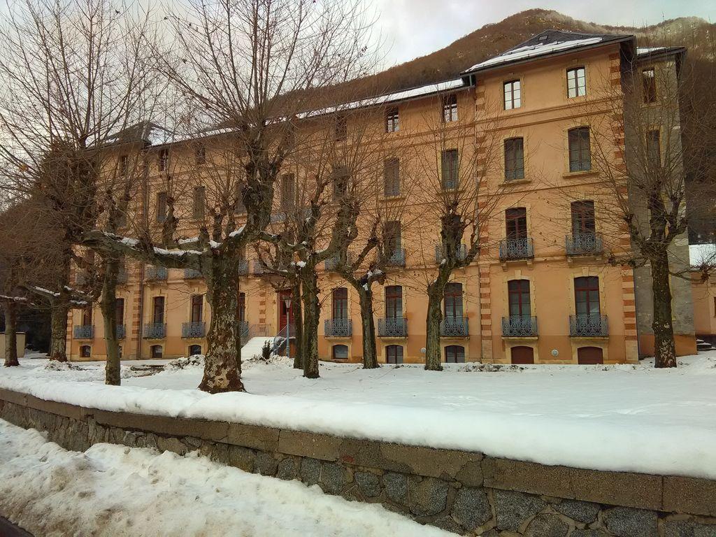 Hébergement de 50 m² avec 1 chambre