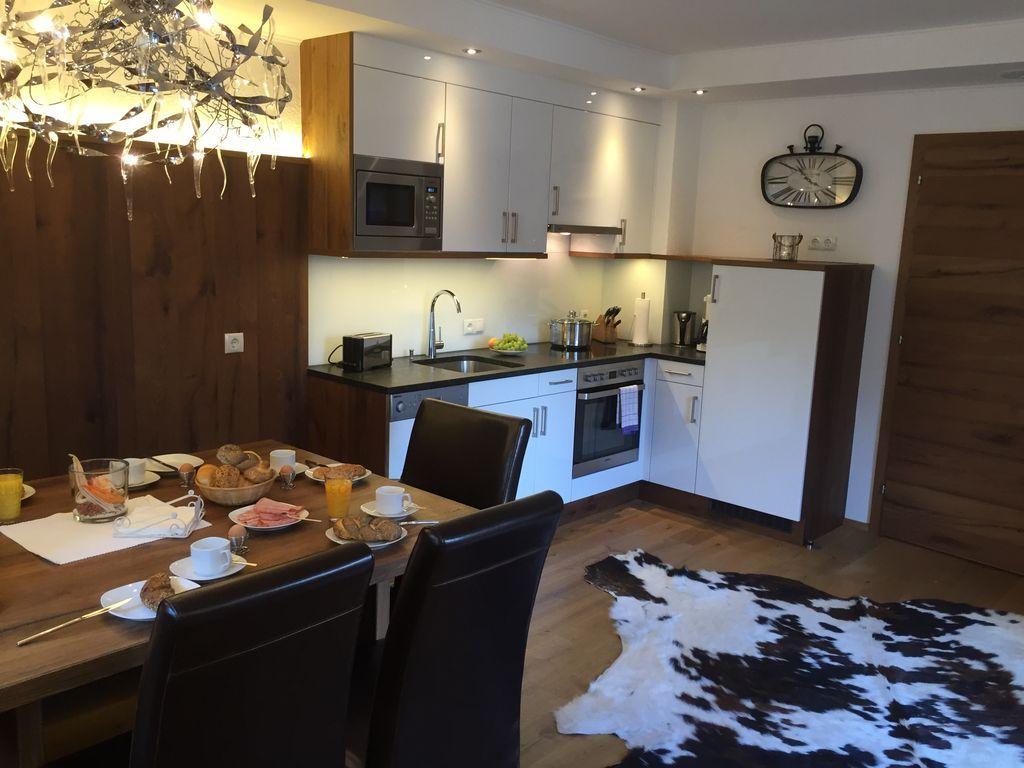 Familiäre Wohnung mit 3 Zimmern