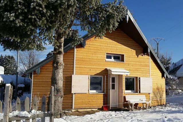 Residencia de 30 m² en Métabief