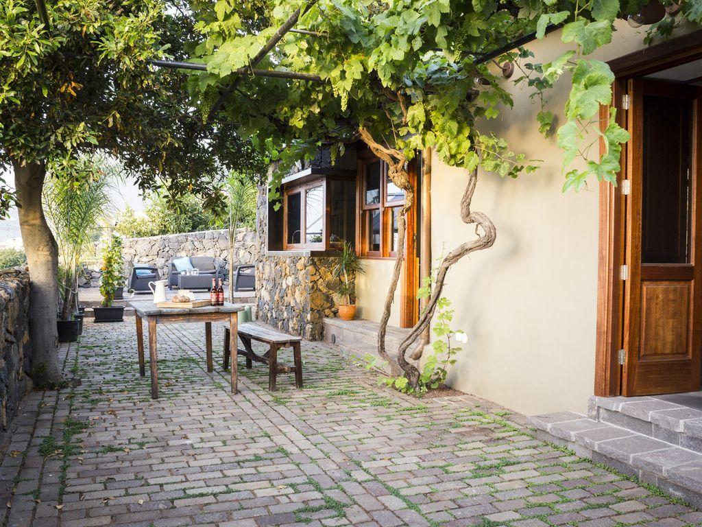 Alojamiento en La orotava con parking incluído