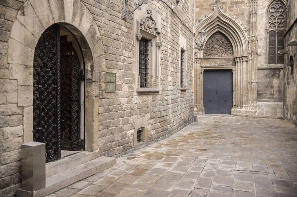 Casa dels Canonges