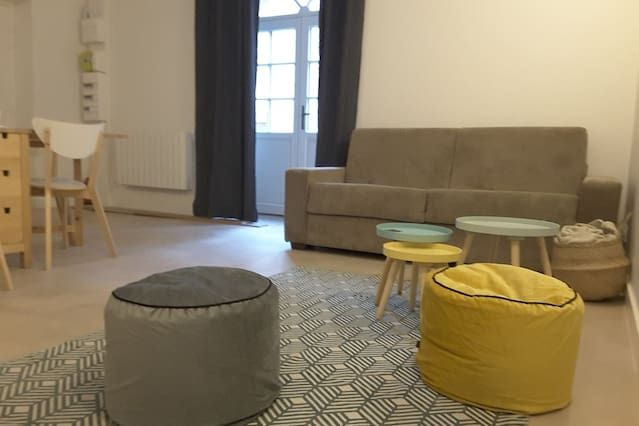 Equipped apartment for 4 guests
