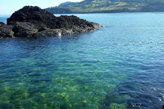 Mundaka Sea Flat