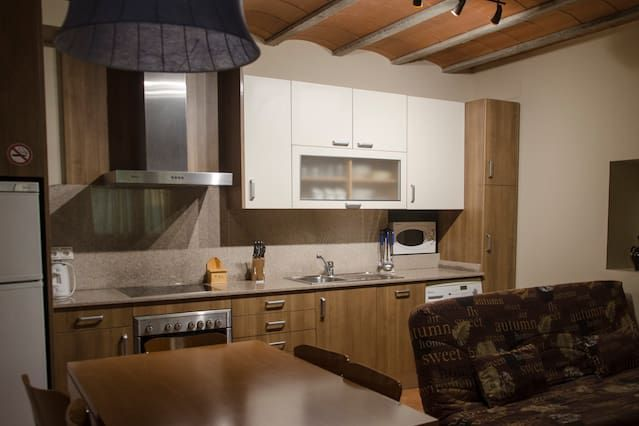 Maravilloso apartamento en Montblanc