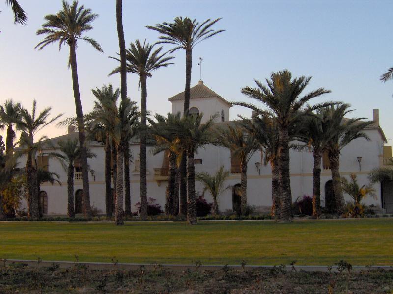 Hacienda golf resort