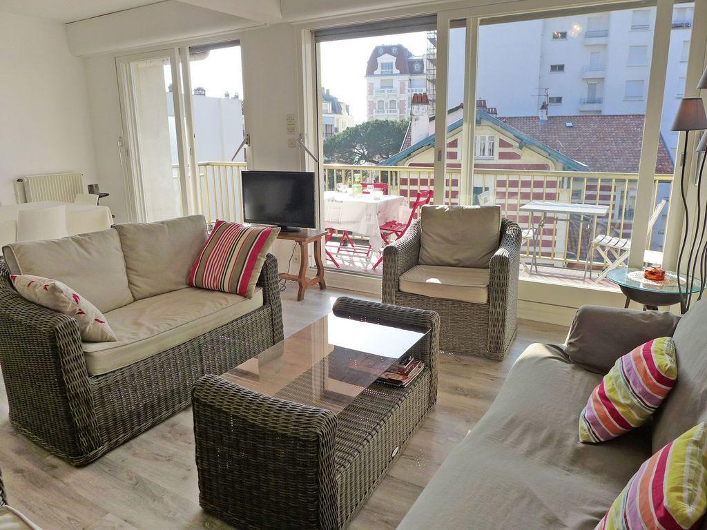 Appartement familial avec 3 chambres