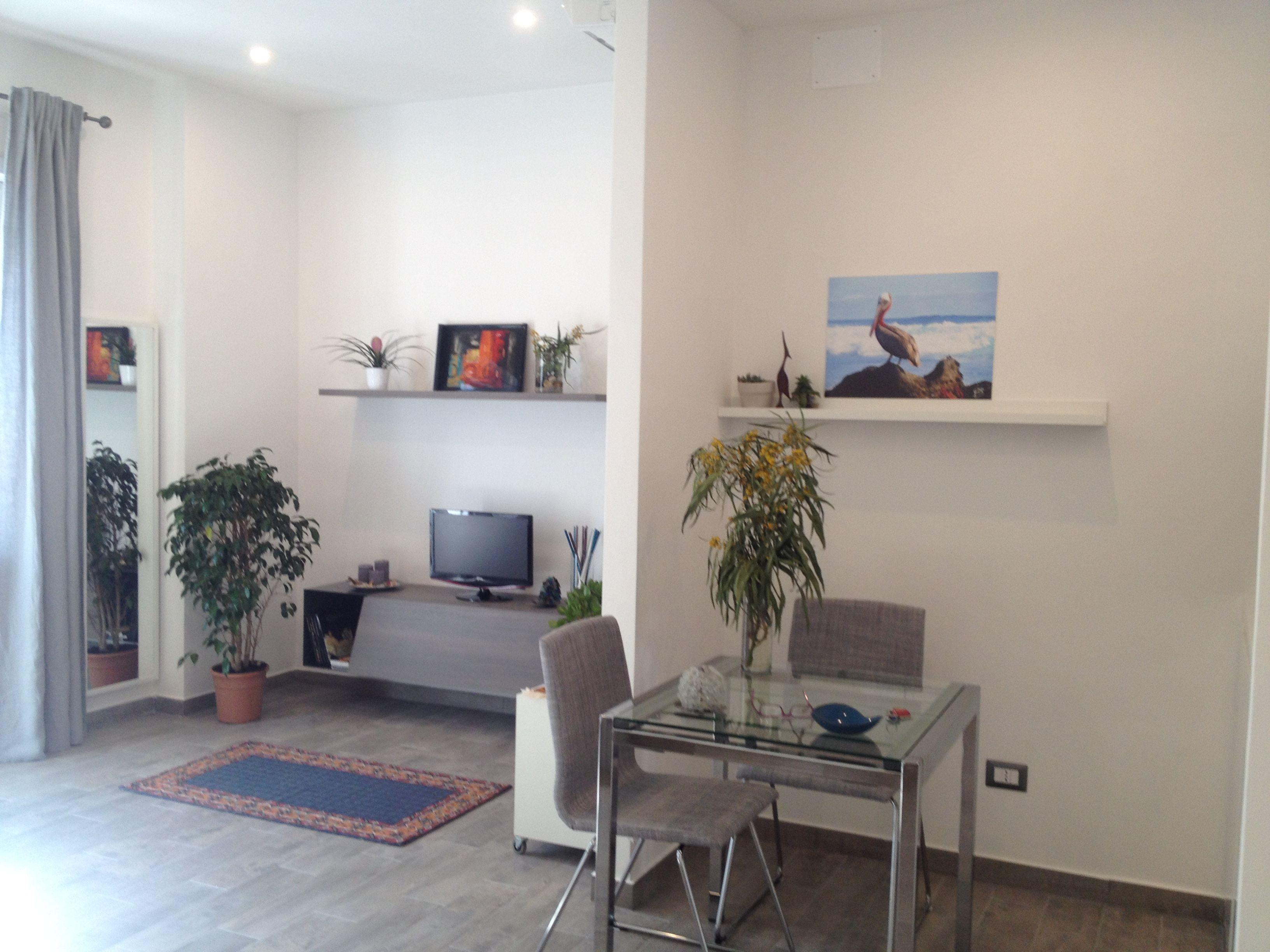 Atractivo piso vacacional para 2 en Nápoles
