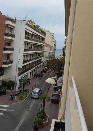 Bel appartement étapes à La Croisette