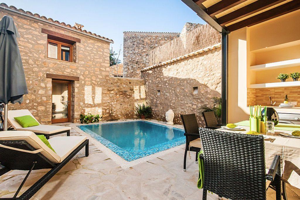 Residencia de 160 m² para 8 huéspedes