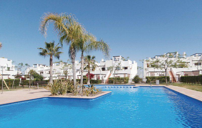 Apartamento de 3 habitaciones en Alhama de murcia