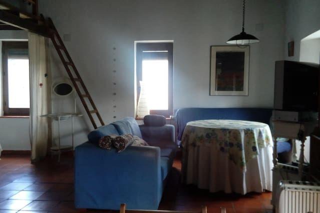 Apartamento loft en aldea sierra de Huelva