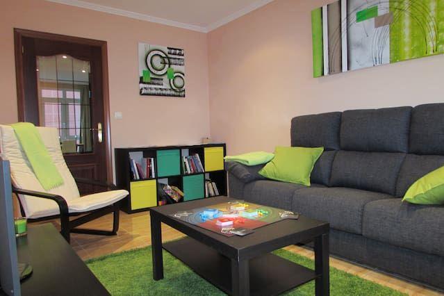 Wohnung mit inklusive Parkplatz in Fisterra