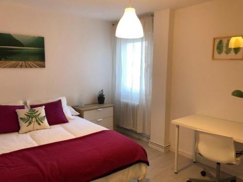 Holiday rental in Santiago de compostela with 1 room
