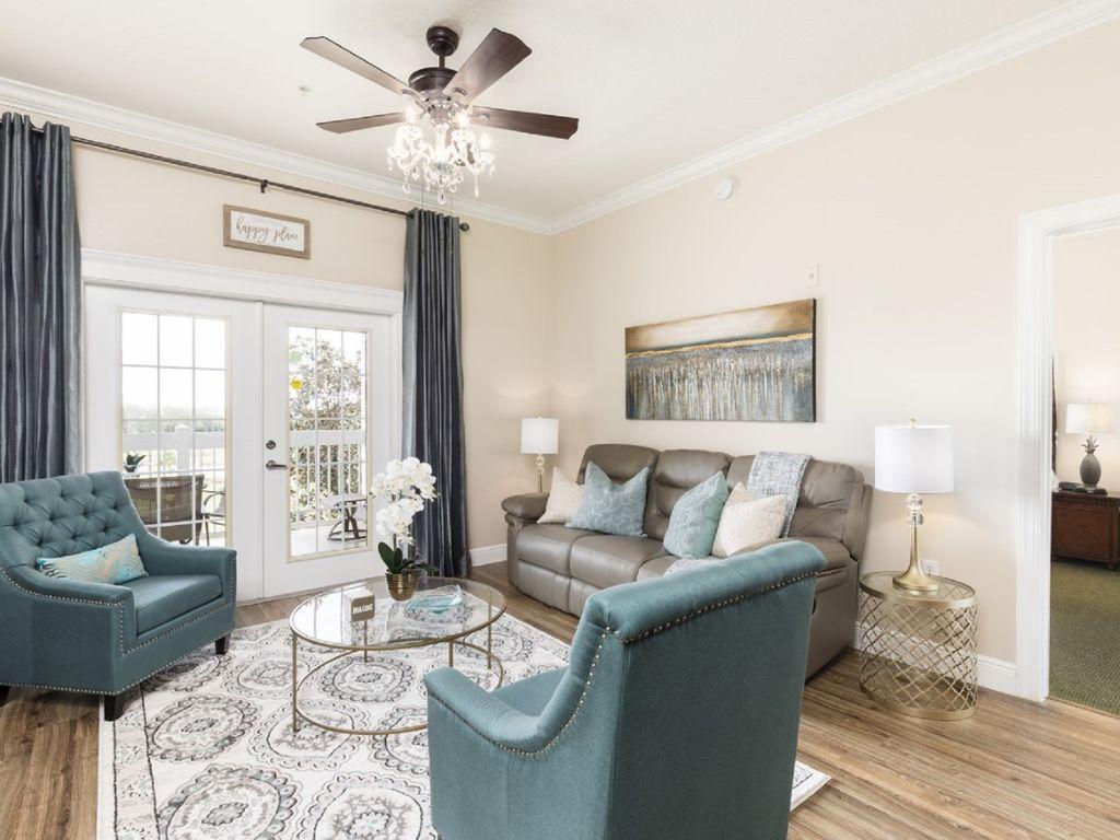 Apartamento de 3 habitaciones en Kissimmee