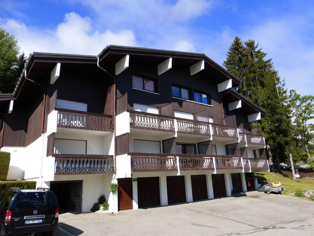 Apartamento en Combloux para 5 personas