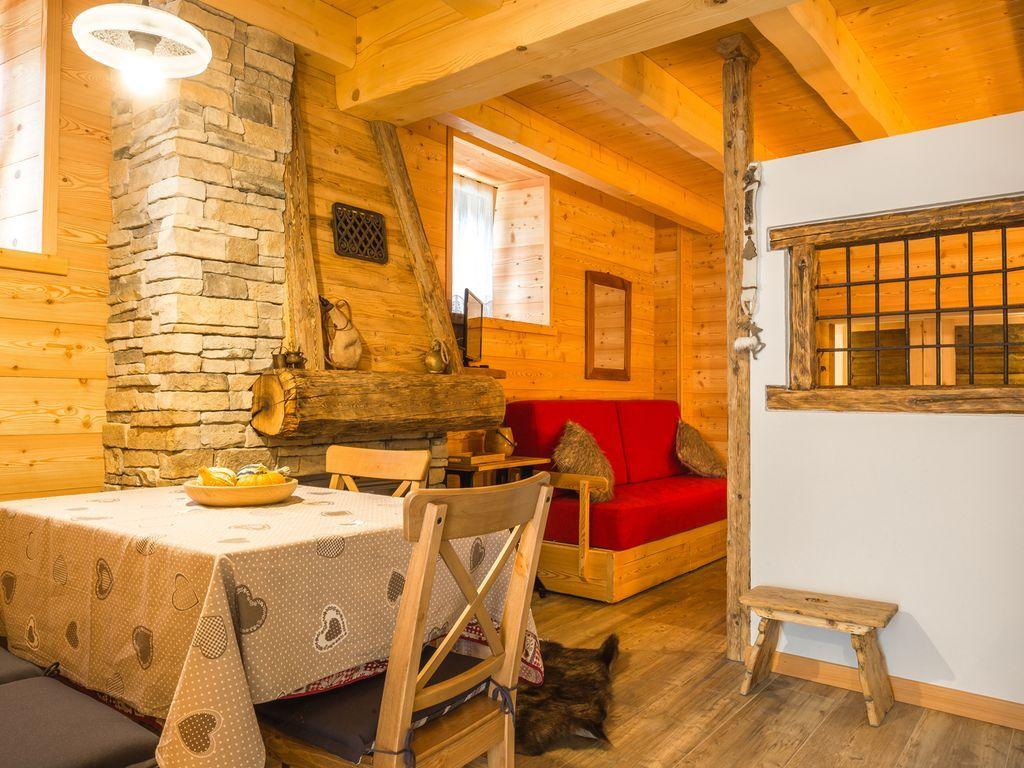 Vivienda de 35 m² para 2 huéspedes