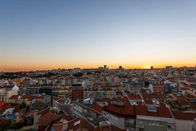 Apartment mit Wi-Fi in Lisbon
