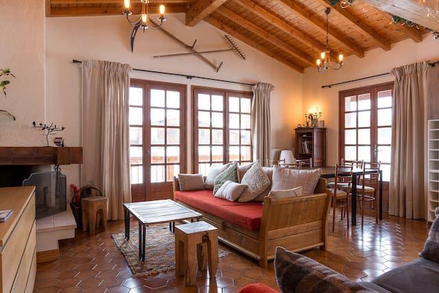 Maravillosa casa en Megève