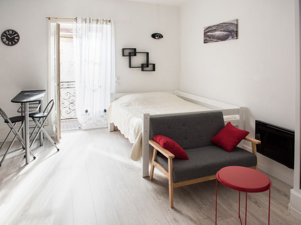 Maravilloso piso de 1 habitación