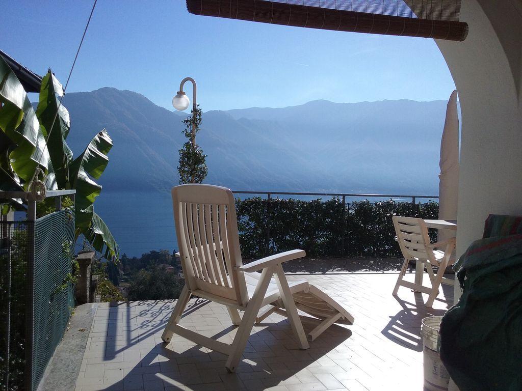 Alojamiento para 7 huéspedes en Tremezzo