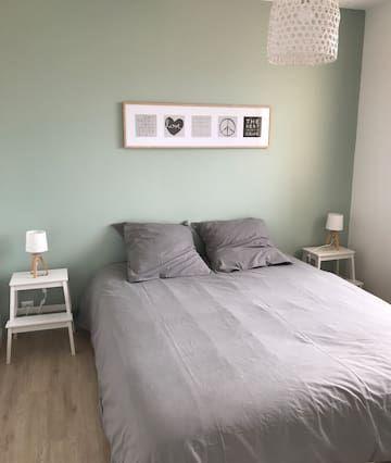 Apartamento con vistas de 1 habitación