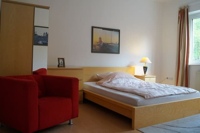 Quiet, cosy and close to ZOLLVEREIN