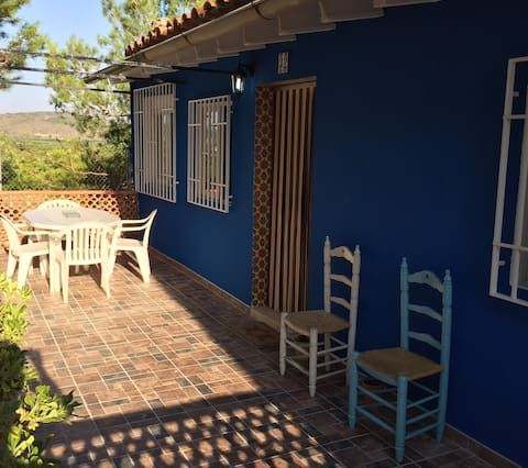 Casa en Chulilla para 6 huéspedes