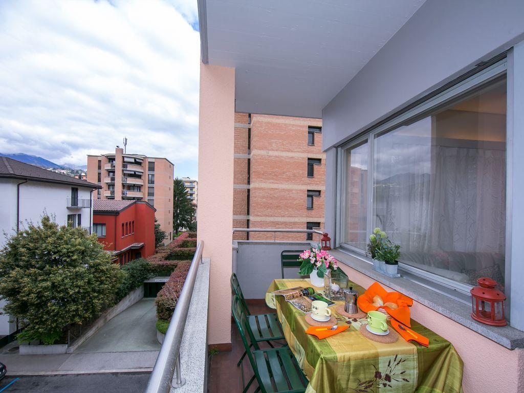 Alojamiento en Lugano ch para 4 huéspedes