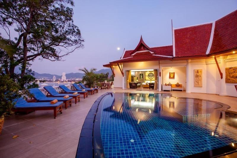 Villa REGTUK - Patong Bay View